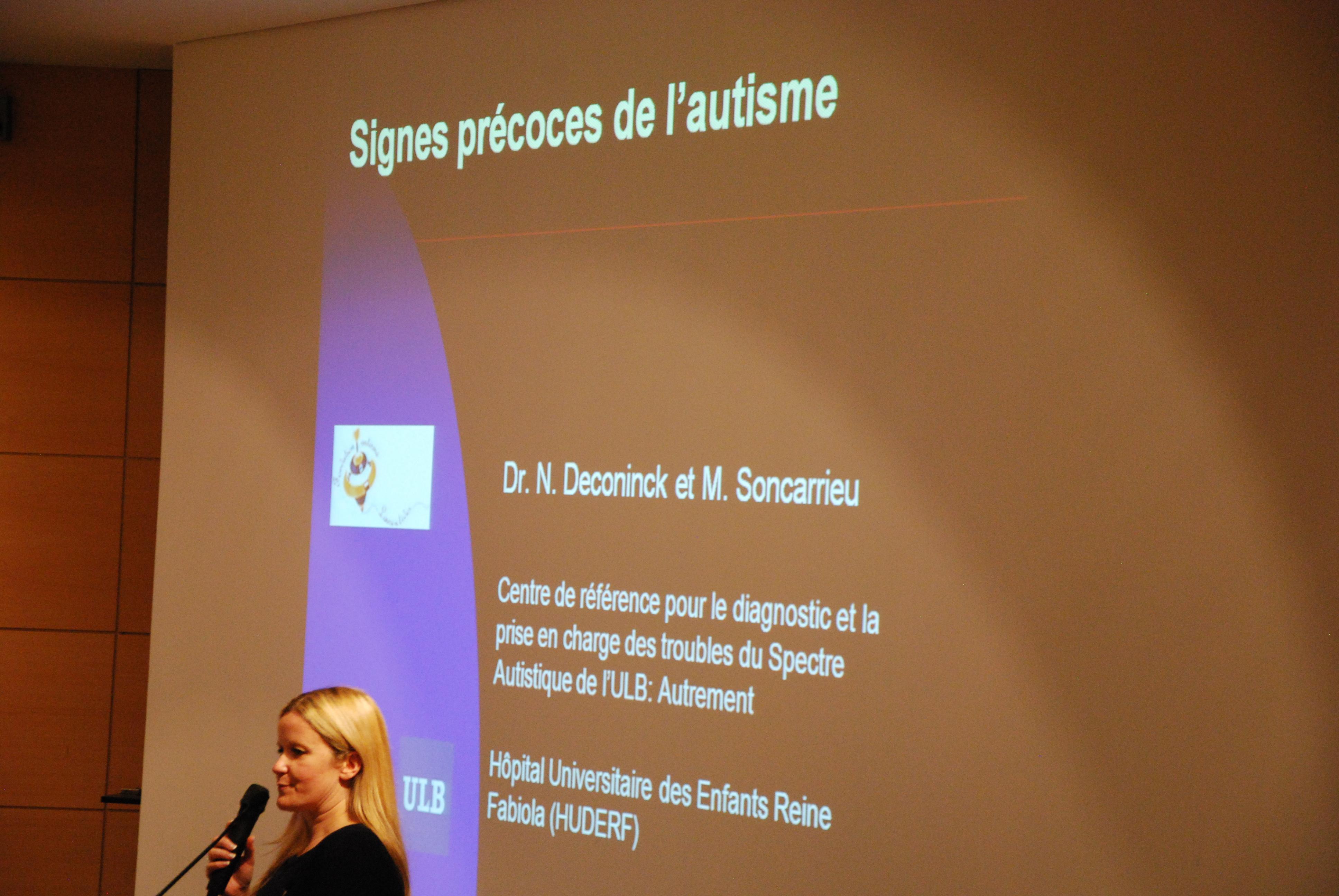 Colloque scientifique – Septembre 2013